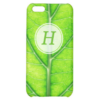 Tree leaf case for iPhone 5C