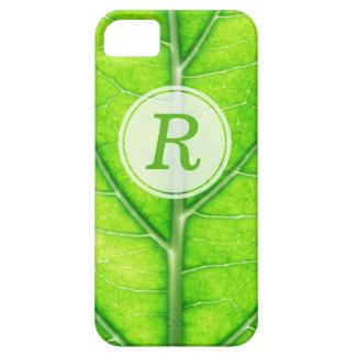 Tree leaf iPhone 5/5S case