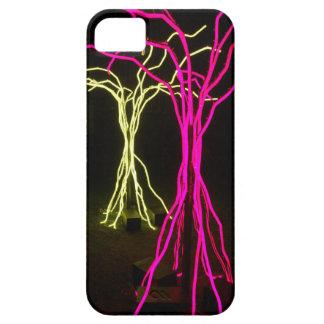 Tree Lights iPhone 5 Cases