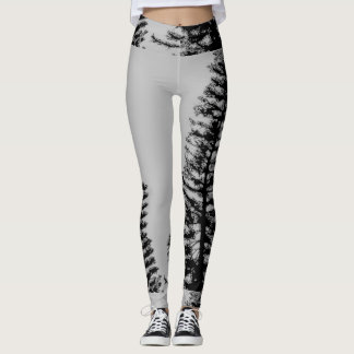 Tree Line Leggings