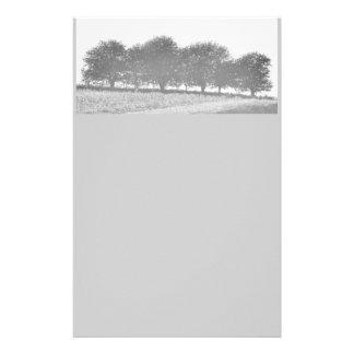 Tree Line Stationery