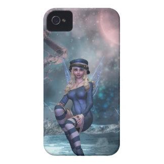 Tree Moon Fairy Blackberry Bold Case