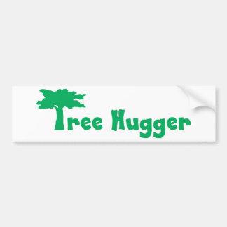 tree more hugger bumper stickers