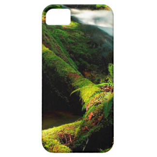 Tree Mossy Falls iPhone 5 Cases