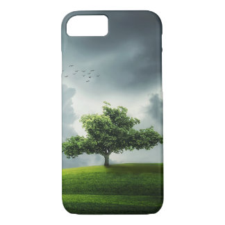 Tree nature scenery iPhone 7 case