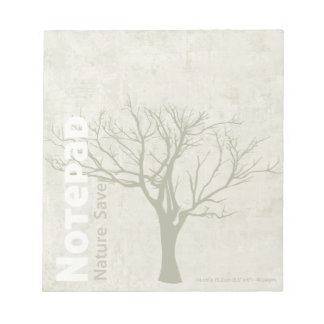Tree Notepad - 40 page