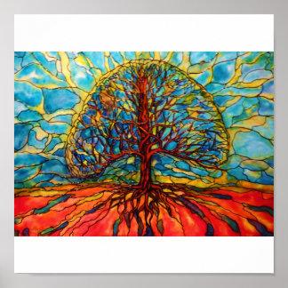 Tree odf Life Poster