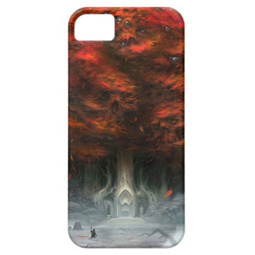 Tree of Duality Iphone 5 Case
