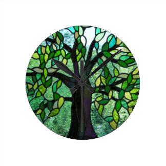 Tree of Enchantment wall clock