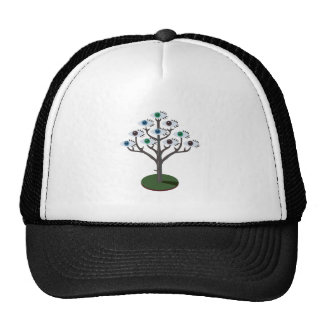 Tree of Eyes Trucker Hat