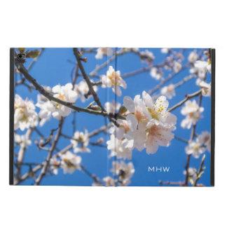 Tree of Flowers custom monogram device cases