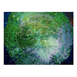 Tree of Health Postcard