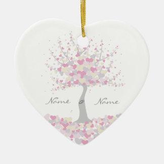 Tree of Hearts - Wedding Ornament