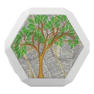 TREE OF KNOWLEDGE WHITE BOOMBOT REX BLUETOOTH SPEAKER