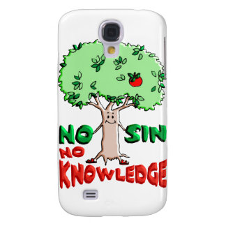 Tree of Knowledge Samsung Galaxy S4 Cases