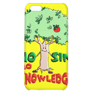 Tree of Knowledge Case For iPhone 5C