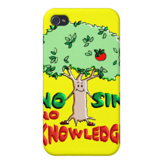 Tree of Knowledge iPhone 4/4S Cover