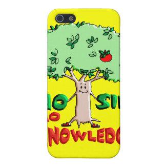 Tree of Knowledge Covers For iPhone 5