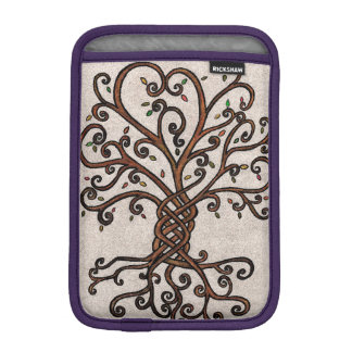 Tree of Lfe iPad Mini Sleeve