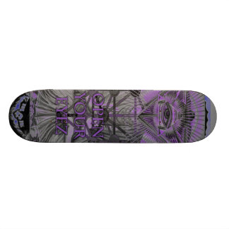 Tree Of Life 21.3 Cm Mini Skateboard Deck