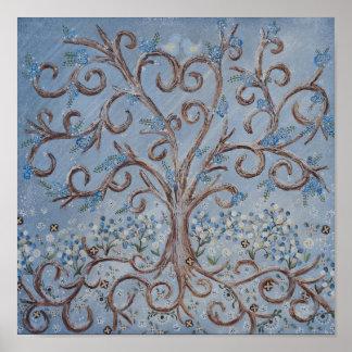 Tree of Life 2 Print