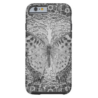 Tree of Life and Butterfly Tough iPhone 6 Case