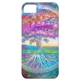 Tree of Life Barely There iPhone 5 Case
