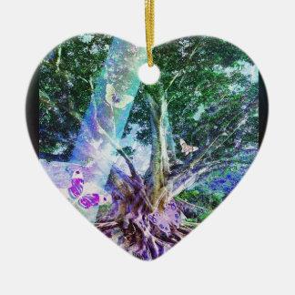 Tree of Life Beauty Christmas Ornament
