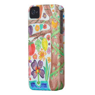 Tree of Life BlackBerry Bold iPhone 4 Case-Mate Case