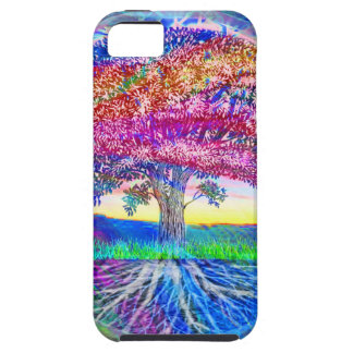 Tree of Life Blessings Tough iPhone 5 Case