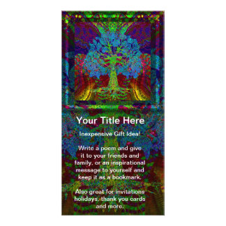 Tree of Life Boundless Enthusiasm Photo Cards