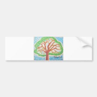 Tree of Life-bumper sticker Bumper Sticker