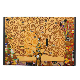 Tree of Life by Gustav Klimt Fine Art iPad Air Cover