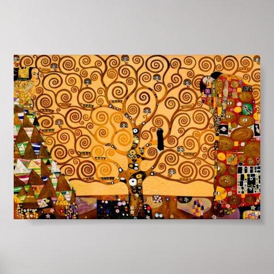 Tree of Life by Gustav Klimt Fine Art