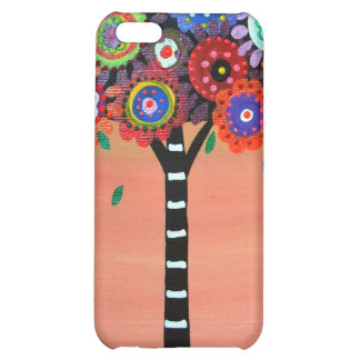 Tree of Life by Prisarts Case For iPhone 5C