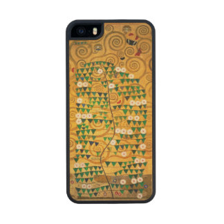 Tree of Life  c.1905-09 Carved® Maple iPhone 5 Case
