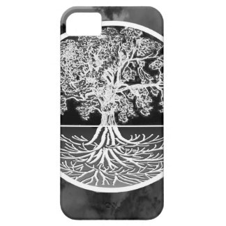 Tree of Life Calming iPhone 5 Cases