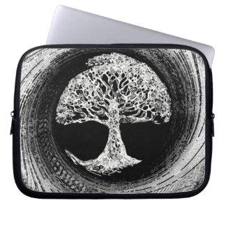 Tree of Life Calmness Within Laptop Sleeve