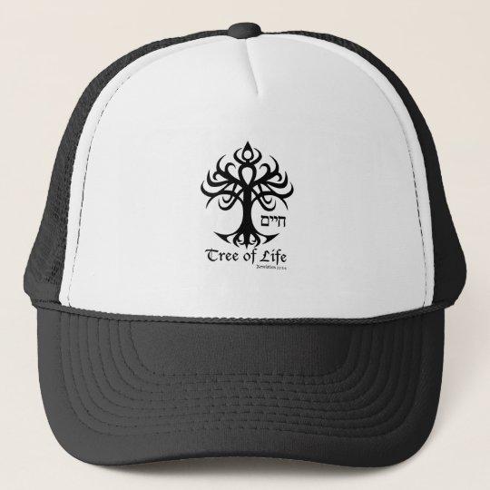 Tree of Life Cap