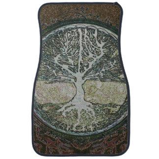 Tree of Life Car Mat