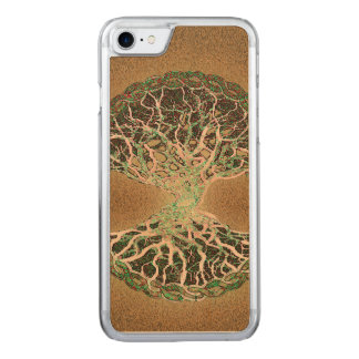 Tree of Life Carved iPhone 8/7 Case