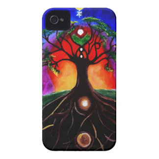 Tree of life iPhone 4 Case-Mate cases