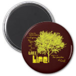 Tree of Life Christian Scripture magnet