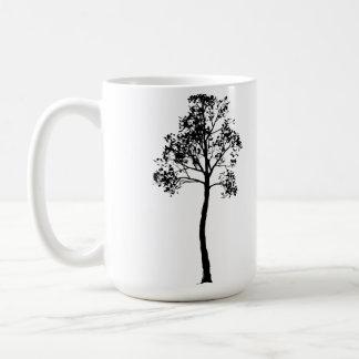 Tree Of Life Coffee Cup Basic White Mug