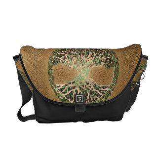 Tree of Life Courier Bag