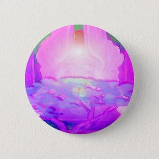 Tree of Life Creativity 6 Cm Round Badge