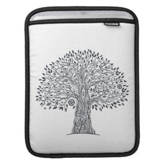Tree Of Life Doodle iPad Sleeve