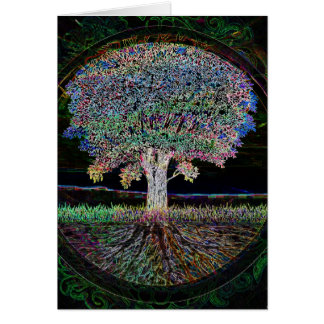 Tree of Life Excellence Greeting Card