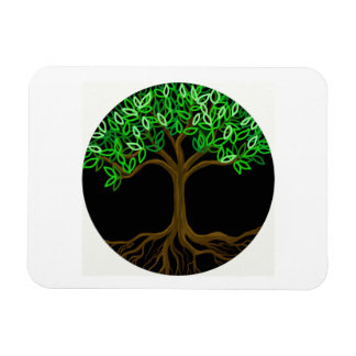 Tree of Life flexible magnet