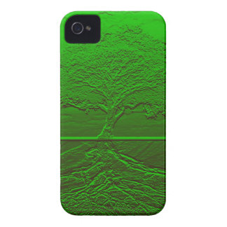 Tree of Life Green Energy iPhone 4 Covers